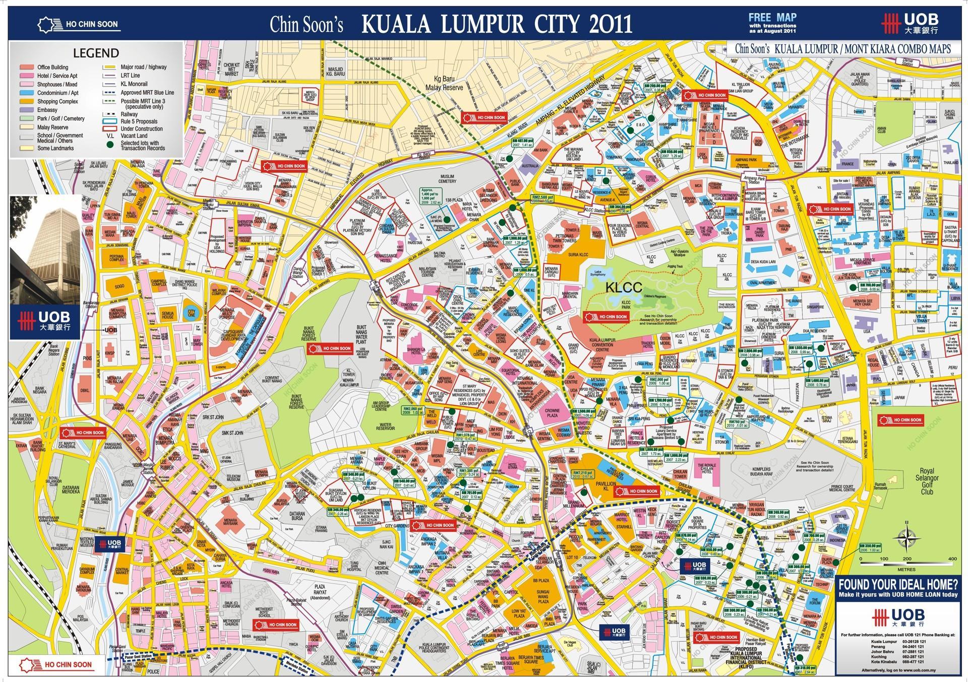 Seascape Kuala Lumpur Luxury Properties